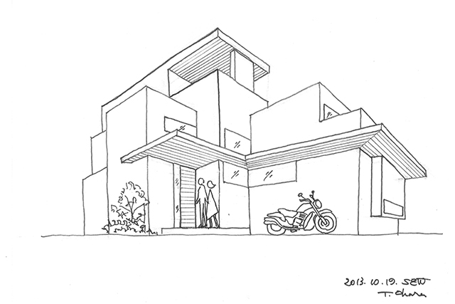 szw house#